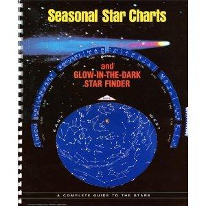 Seasonal Star Charts 1st edition cover