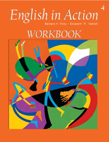 English In Action: Book 4 1st 2004 edition cover