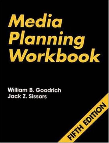 Media Planning  5th 1996 (Revised) edition cover