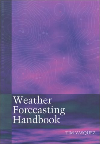 Weather Forecasting Handbook 5th 2002 edition cover