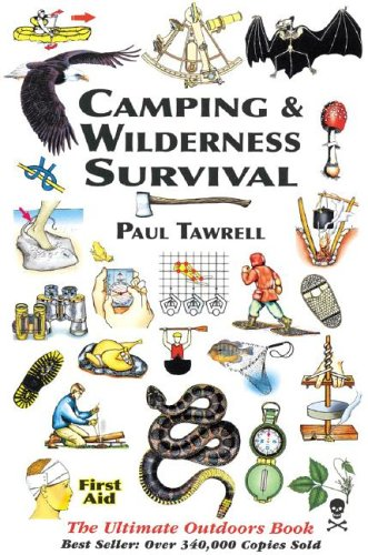 Camping and Wilderness Survival The Ultimate Outdoors Book 2nd 2006 edition cover