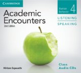 Academic Encounters Level 4 Class, Listening and Speaking: Human Behavior  2012 edition cover
