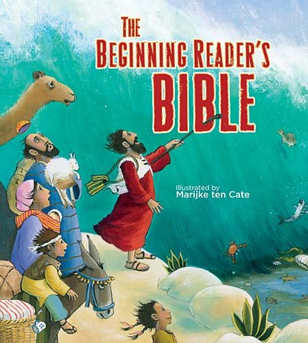 Beginning Reader's Bible   2011 9781400317028 Front Cover
