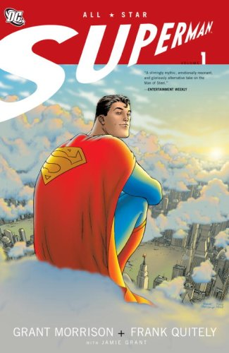 All Star Superman   2007 edition cover