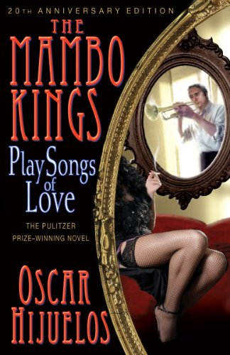 Mambo Kings Play Songs of Love  N/A edition cover