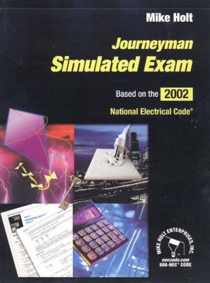 Journeyman Simulated Exam   2002 9781401857028 Front Cover