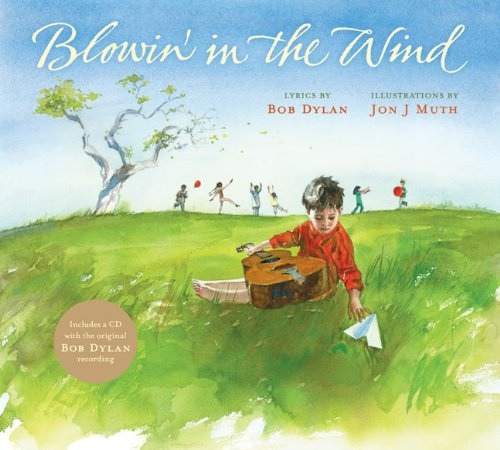 Blowin' in the Wind   2011 edition cover