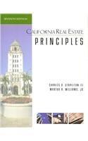 California Real Estate Principles, 7th Edition 7th edition cover
