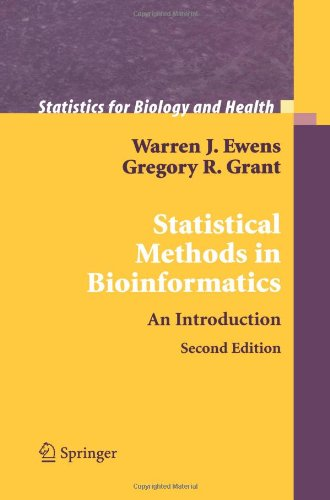 Statistical Methods in Bioinformatics An Introduction 2nd 2005 edition cover