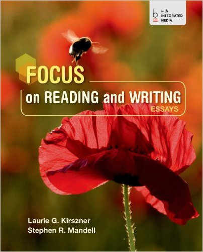 Focus on Reading and Writing Essays  2015 edition cover