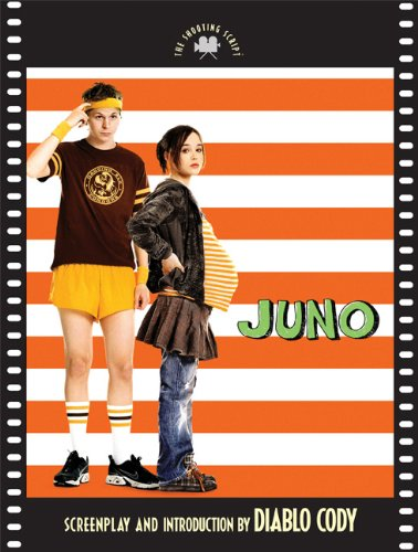 Juno The Shooting Script  2007 edition cover