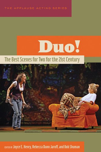 Duo! The Best Scenes for Two for the 21st Century  2009 edition cover