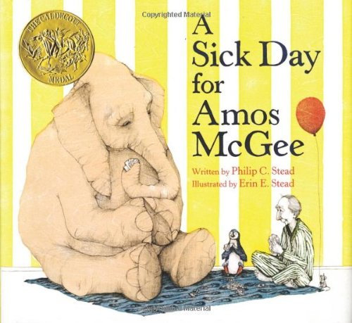 Sick Day for Amos McGee  N/A edition cover