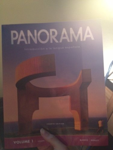 PANORAMA,VOLUME 1-W/SUPERSITE  N/A edition cover