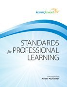 Standards for Professional Learning   2011 edition cover