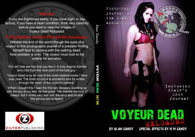 Voyeur Dead Reloaded   2012 9781936809028 Front Cover