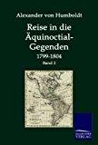 Reise in die Äcquinoctial-Gegenden 2: (1799-1804) N/A edition cover