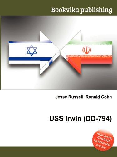 USS Irwin (DD-794)  0 edition cover