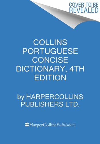 Collins Portuguese Dictionary and Grammar  N/A edition cover