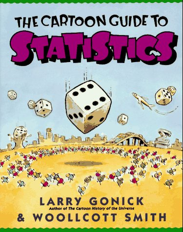 Cartoon Guide to Statistics  N/A 9780062731029 Front Cover
