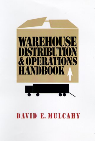 Warehouse Distribution and Operations Handbook   1993 edition cover