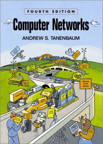 Computer Networks  4th 2003 (Revised) 9780130661029 Front Cover