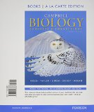 Campbell Biology Concepts and Connections, Books a la Carte Plus MasteringBiology with EText -- Access Card Package 8th 2015 edition cover
