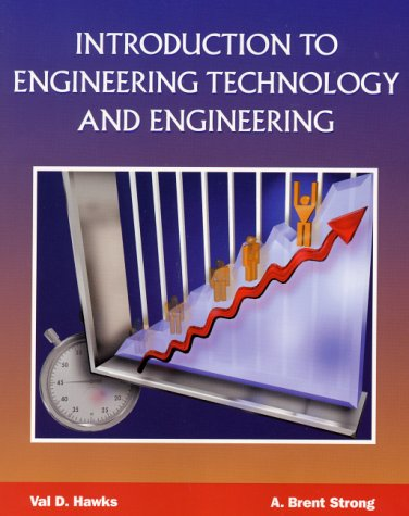 Introduction to Engineering Technology and Engineering   2001 edition cover