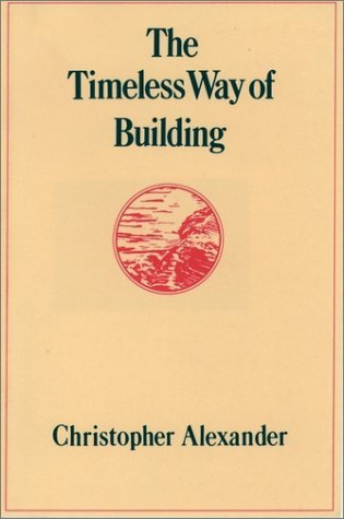 Timeless Way of Building   1979 edition cover