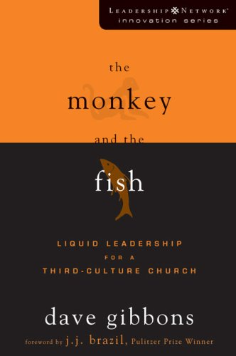 Monkey and the Fish   2009 edition cover
