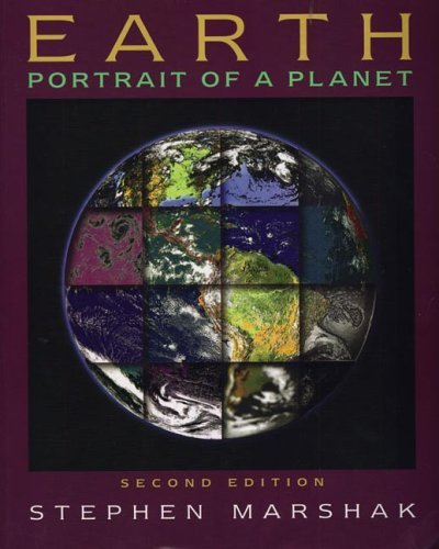 Earth  2nd 2005 edition cover
