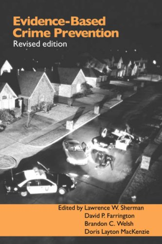 Evidence-Based Crime Prevention   2006 edition cover