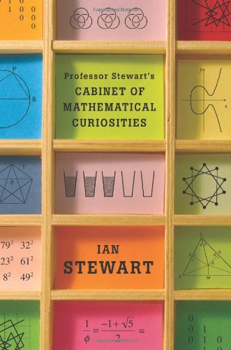 Professor Stewart's Cabinet of Mathematical Curiosities  N/A edition cover