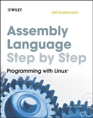 Assembly Language Step-by-Step Programming with Linux 3rd 2009 edition cover