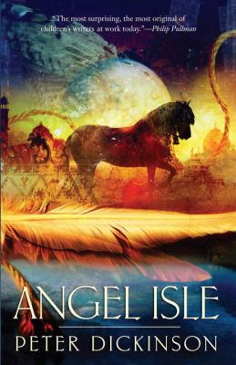 Angel Isle   2009 9780553376029 Front Cover