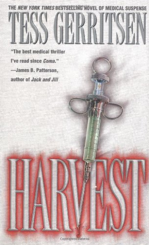 Harvest   1996 edition cover