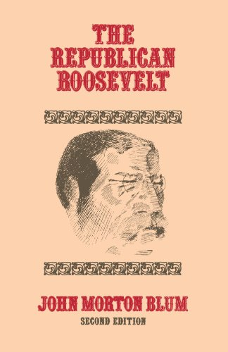 Republican Roosevelt  2nd 1977 edition cover