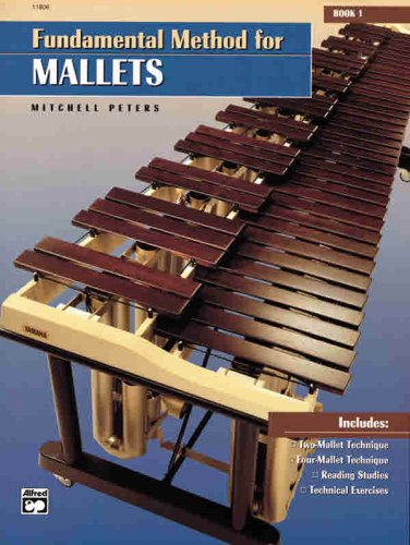 Fundamental Method Mallets   1995 edition cover