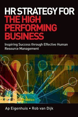 HR Strategy for the High Performing Business Inspiring Success Through Effective Human Resource Management  2008 9780749454029 Front Cover