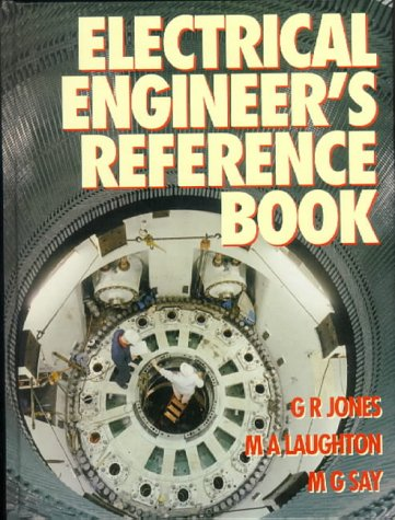 Electrical Engineer's Reference Book  15th 1993 edition cover