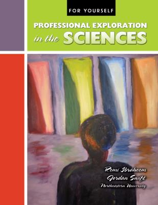 For Yourself Professional Exploration in the Sciences Revised 9780757569029 Front Cover