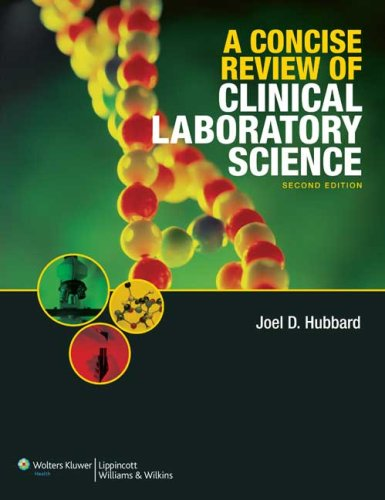 Concise Review of Clinical Laboratory Science  2nd 2010 (Revised) edition cover