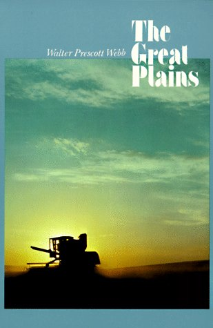 Great Plains   1959 (Reprint) edition cover