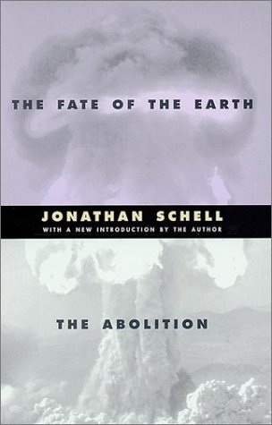 Fate of the Earth and the Abolition   2000 edition cover