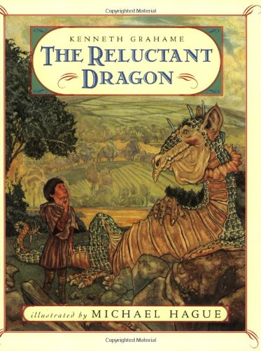 Reluctant Dragon  Revised edition cover