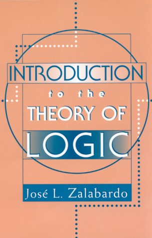 Introduction to the Theory of Logic   2000 edition cover