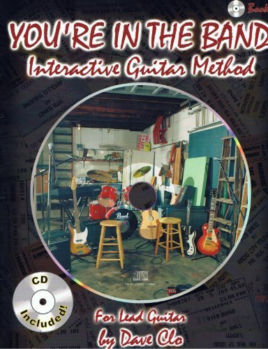 You're in the Band Interactive Guitar Method N/A edition cover