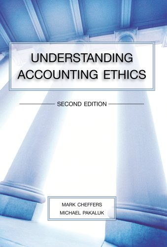 UNDERSTANDING ACCOUNTING ETHIC 2nd 2007 edition cover