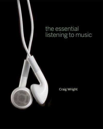 Essentials Listening to Music  6th 2013 edition cover