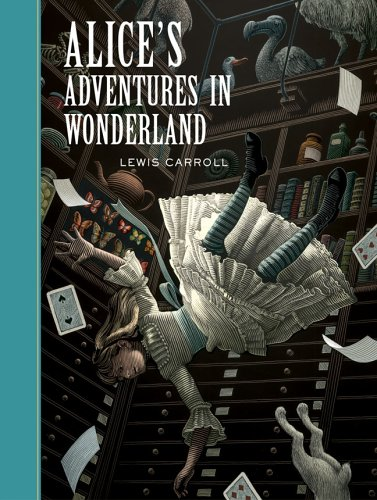 Alice's Adventures in Wonderland   2005 edition cover